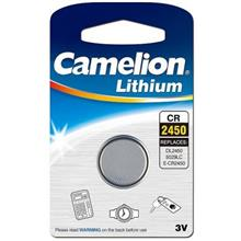 باتری سکه ای CR2450-BP1 لیتیوم کملیون