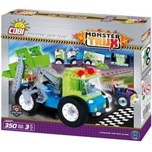 Cobi Monster Junk Trux Building