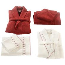 Sarev 6 Pieces Lovely Bathrobe Towel Set