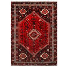فرش دستبافت قديمي شش متري کد 144173