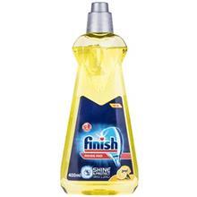 Finish Lemon Dishwasher Bleach 400ml