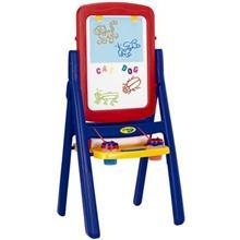Crayola Qwikflip 2 Sidedd Easel Educational Game