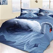 First Choice Swan Sleep Set 2 Persons 6 Pieces