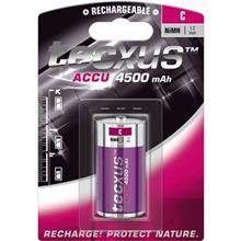 Tecxus Rechargeable Accu NiMH 4500 mAh C Battery