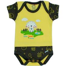Adamak Sheep Under Button With Short Sleeves