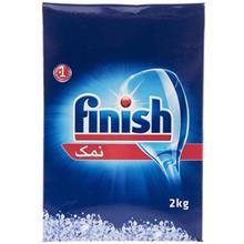 نمک ظرفشويي فينيش بسته 2 کيلوگرمي