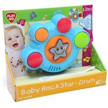 بازی آموزشی پلی گو مدل Play Go Baby Rock Star Drum