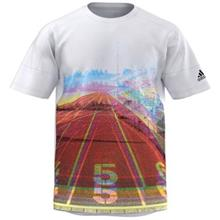 تي شرت مردانه آديداس مدل Sideline All Over Print