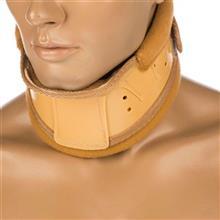 گردن بند طبي پاک سمن مدل Hard With Chain Pad سايز XL