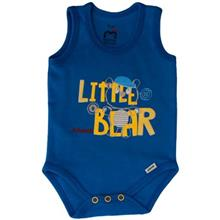 Adamak Little Bear Under Button Singlet