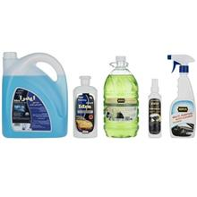 Idra 07 Car Cleaner Pack Of 9