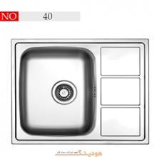 سینک توکار فرامکو مدل 40