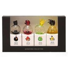ست ادو پرفیوم کودک ایروال انگری بردزمینیاتوری Air-Val Angry Birds Miniatures Collection Eau De Parfum For Children
