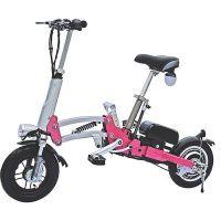 دوچرخه برقی تاشو همراه
