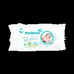 دستمال مرطوب پنبه ریز مخصوص کودک برای پوست های حساس - بسته 70 عددی