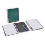 دفتر کلاسیک مدل PAPCO Classic Notebook - 02 - NB-653 PB