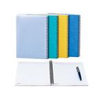 دفتر فارسی و انگلیسی مدل PAPCO Notebook - NB-615