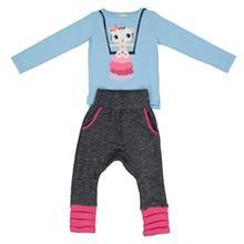 Mushi 16S1-020 Baby Girl Clothing Set