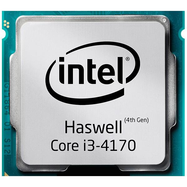 پردازنده مرکزی اینتل سری Haswell مدل Core i3-4170