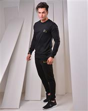 تی شرت مردانه آستین بلند MW مدل 8050