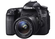 Canon EOS 70D+18-135mm IS STM Lens Camera