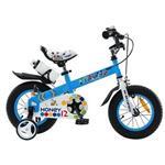 دوچرخه شهري قناري مدل Honey سايز 12