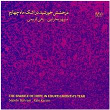 The Sperkle Of Hope in Fourth Months Tear by Sepehr Bahraei Music Album