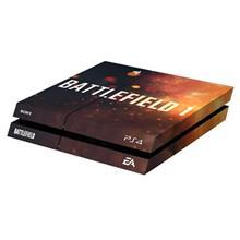 Wensoni Battlefiled Logo PlayStation 4 Horizontal Cover