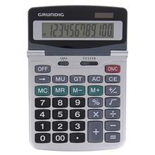 Grundig 12 Digit Dual Power Calculator