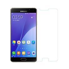 محافظ صفحه نمایش شیشه ای آر جی مناسب برای گوشی موبایل سامسونگ Galaxy A7 2016