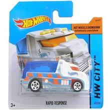 Mattel Hot Wheels Rapid Response BFF96