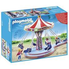 ساختني پلي موبيل مدل Flying Swings 5548