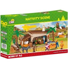 Cobi Nativity Scene Building