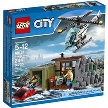 City Crooks Island 60131 Lego