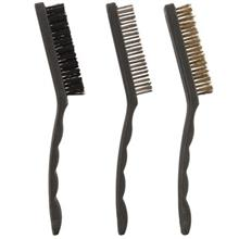 Tool Plus 62800 Wire Brush Set 3PCS
