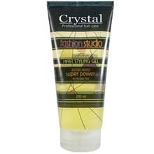 Crystal  Fashion Studio Styling Gel 200ml