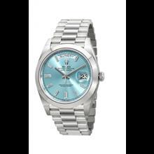 ساعت مچی مردانه رولکس اتوماتیک Rolex Oyster Perpetual Day-Date Automatic Mens Watch 228206IBLDP
