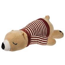 عروسک مدل Sleeping Bear طول 46 سانتي متر