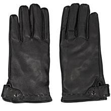 Mashad Leather Black R0522 Gloves