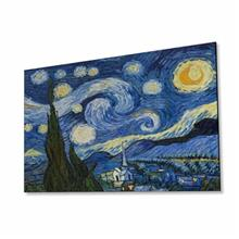 تابلوی ونسونی طرح Starry Night سایز 50x70