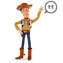 Toy Story Pull String WOODY Talking Figure