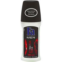 رول ضد تعریق مردانه فا مدل Attraction Force حجم 50 میلی لیتر