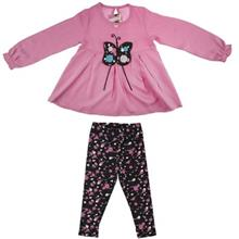 Mushi 16S1-016 Baby Girl Clothing Set