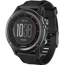 ساعت ورزشي گارمين مدل fenix 3 Sapphire HR 010-01338-71