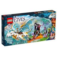 Lego Elves Queen Dragons Rescue 41179