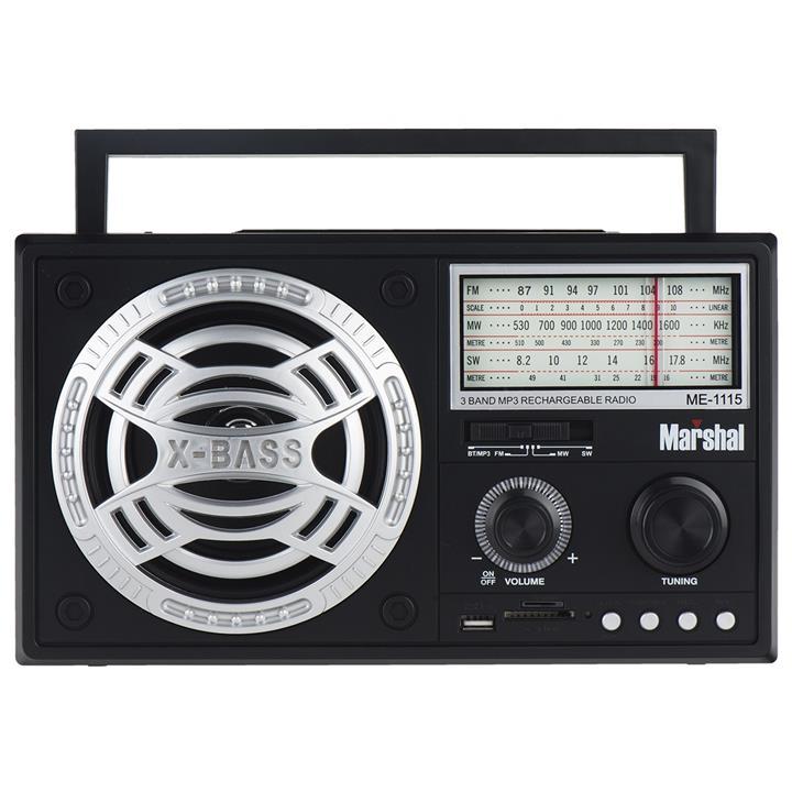 Marshal ME-1115 Radio