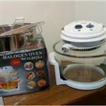 EUROLUX EU-AG7773LW Air Cooking