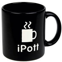 ماگ سراميکي مدل iPott