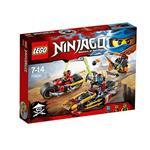 Ninjago Ninja Bike Chase 70600 Lego