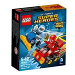 Lego Super Heroes Mighty Micros The Flash VS Captain Cold 76063